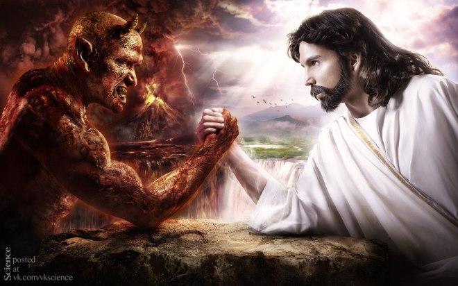 Вечная борьба добра и зла