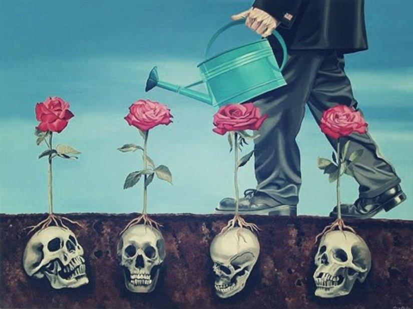 Кризис общества потребления
