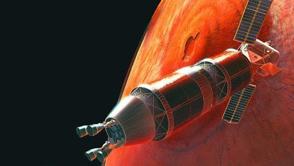 Летим на Марс!