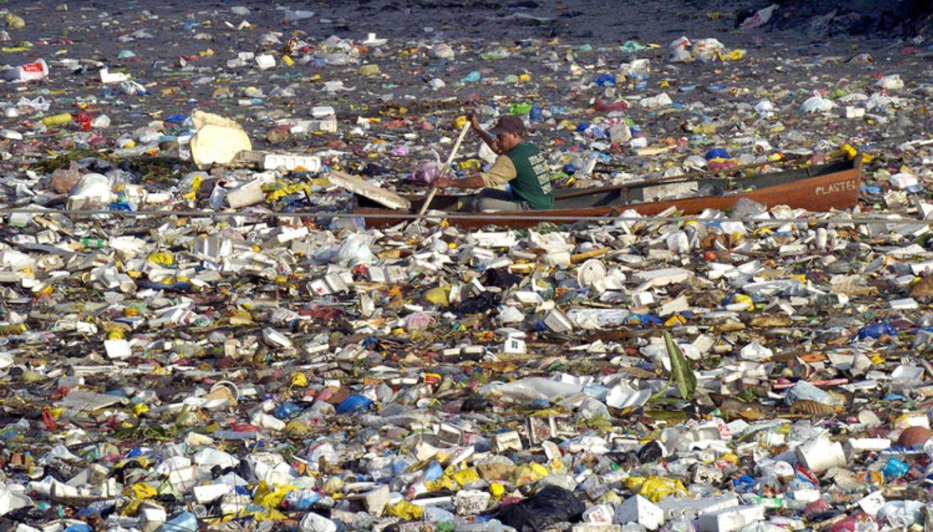 фото мусора тихом океане