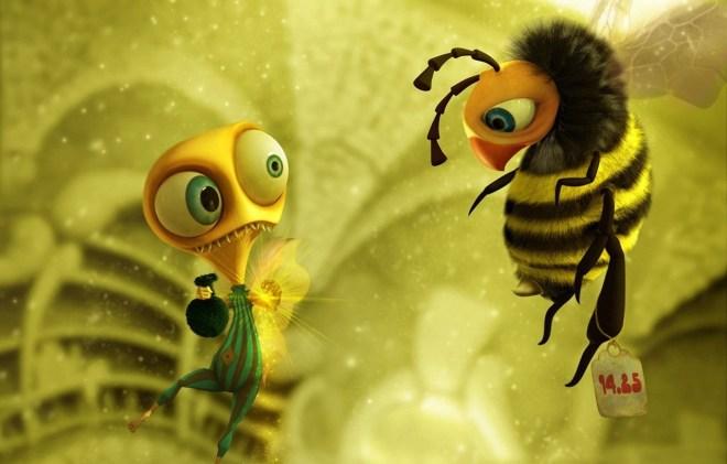 Круговорот человека и пчелы