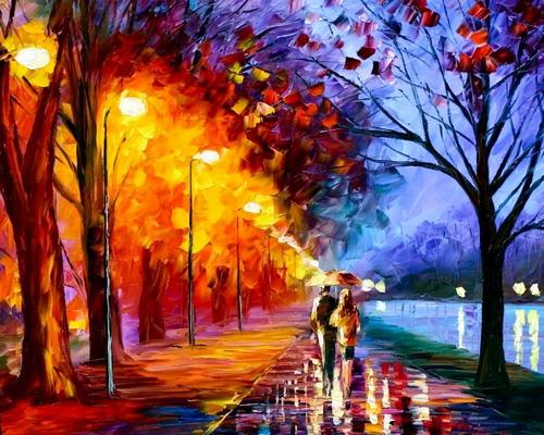 Любовь, как осень…